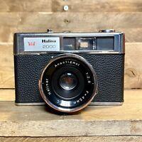 Vintage Halina 2000 35mm camera W/ case 1:2.8 F45mm lens Working! Lomo