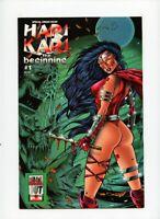 Hari Kari The Beginning #1 Blackout Comics