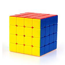 Moyu Aosu 4x4x4 Magic Cube Stickerless Brain Storm Twist Kids Adult Gift Xmas
