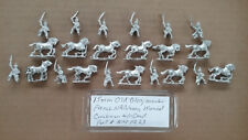 15mm Old Glory 15's  French Napoleonic Mounted Carabiniers