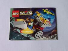LEGO ® de recette/INSTRUCTION Nº 6491
