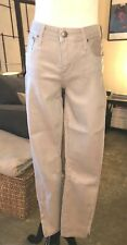 Helmut Lang Gloss Halo Gray Jeans Size 27 $230