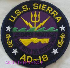 PUS495 - US NAVY SHIP  USS SIERRA AD-18