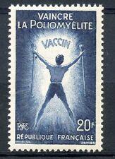 STAMP / TIMBRE FRANCE NEUF N° 1224 ** LA POLIOMYELITE