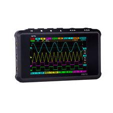 ARM DSO213 Nano V2 / Quad Pocket Digital Oscilloscope with Aluminum Black Case