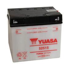 Batterie Moto Yuasa 5251512V 25AH 130A 186X130X171MM ACIDE OFFERT