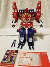Transformers Energon Wing Saber