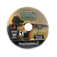 Medal of Honor: Frontline (Sony Playstation 2) PS2 Game DISC ONLY Tested Working