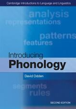 Cambridge Introductions to Language and Linguistics: Introducing Phonology by...
