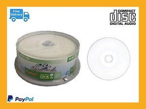 Digital Audio Disc CD-R 80Min Ritek - Digital Audio Recorder Media IJ Printable