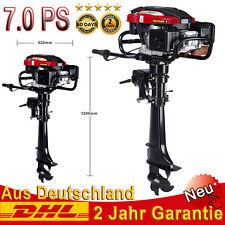 7 PS 4 Takt Außenborder Bootsmotoren Außenbordmotor Benzinmotor Bootsmotor 5100W