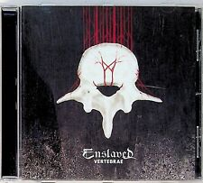 Enslaved ‎– Vertebrae CD (2016 Issue INDIECD023) Viking Black Metal/Prog