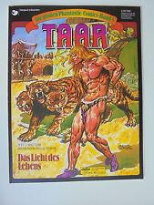 1x Comic - Die großen Phantastic Taar Nr. 5 - Ehapa - Z. 1-2