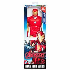 Marvel Avengers Assemble TITAN Hero Series Iron Man 12in Figure