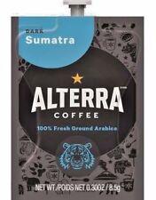 Flavia Alterra Coffee, Sumatra, Fresh Packs (Case of 100)
