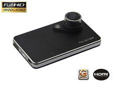 Slim Car Blackbox R300 Full HD Dashcam, G-Sensor, Motion Detection, HDMI, USB,SD