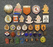 KNVB Netherlands Football Association Federation pin badge LOT