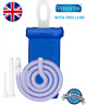 FullWash Home Enema Colonic Irrigation Kit Reusable Bag Detox 2L FAST FREE P&P