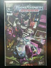 Transformers Armada #2 Dreamwave Comics