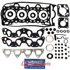 For 92-95 Honda Civic Del Sol VTEC 1.5L 1.6L Head Gasket Set+Sealant D15Z1 D16Z6