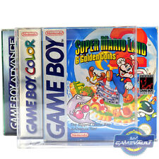 20 GameBoy / Color Game Box Protectors STRONGEST 0.5mm PET Plastic Display Case