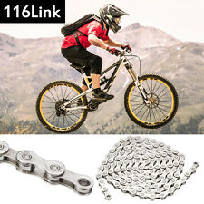 10 Speed Bicycle Chain MTB Mountain Bike Road Bike Hybrid Anti-rust Durable