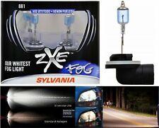 Sylvania Silverstar ZXE 881 27W Two Bulbs Fog Light Upgrade Replacement DOT Fit