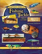 Captain John's Fishing Tackle Price Guide
