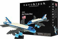 Nanoblock Air Force One Construction Toy Micro mini sized building Block