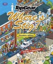 NEW - Top Gear: Where's Stig?: Glovebox Edition by Master, Matt