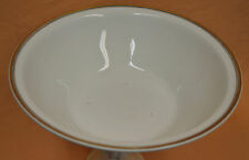 Large Round Vegetable Serving Bowl Johnson Bros England Stonewear China 9-3/8""
