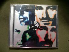 Pop by U2 (Cd, Mar-1997, Island (Label)