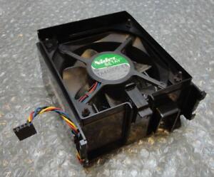Dell P8192 P8107 Dimension 9200, XPS 400 420 Internal Case Cooling Fan & Mount