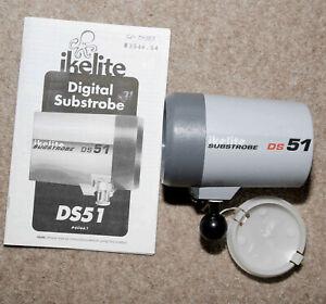 Ikelite DS51 underwater flashgun (strobe) - Immaculate