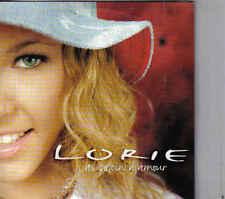 Lorie-Jai Besoin Damour cd single Sealed