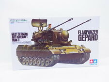 LOT 59141   Tamiya 35099 Flakpanzer Gepard 1:35 Bausatz NEU OVP