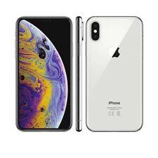 """Apple iPhone XS Max 64 GB Silver 6.5"""" Super Retina HD (Ricondizionato)"""