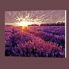 Dream Provence DIY Paint By Number Kits On Canvas Digital Oil Painting