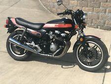 1981 Honda CB900F Super Sport