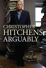 Arguably, Paperback by Hitchens, Christopher, Like New Used, Free P&P in the UK