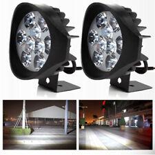 2pcs 4inch 90W LED Work Light Spot Driving Headlight Lamp Offroad ATV Truck 4WD