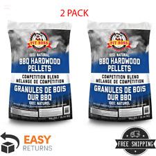 Pit Boss BBQ Wood Pellets, 40 lb., BBQ Blend, 2 Pack FREE SHIPPING!