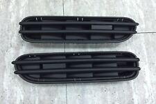 Fender Side Shark VENT Grilles Grill Matte Black For BMW E60 M5 5 Series