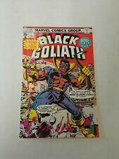 Black Goliath 1, (Marvel, Feb 1976), FN/VF, 1st Print, 1st appearance Whiz-Kids