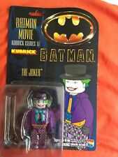 Batman Returned Joker Kubrick Figure Medicom Toy Warner Bros