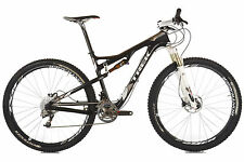 Mountain Bike in Schwarz