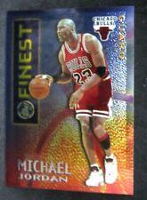 Michael Jordan 1995-96 Topps Mystery Finest Borderless Card#M1!Bulls G GOAT HOF