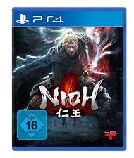 nioh PS4 PlayStation 4 NUOVO + conf. orig.