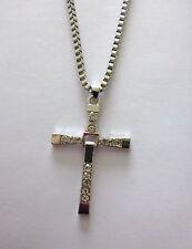 Men's Rhinestone Chains, Necklaces & Pendants