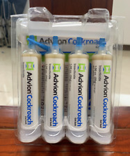 Advion Roach/Cockroach Killer/Cockroach Gel Bait 4 Tubes with Plunger+Free Tips